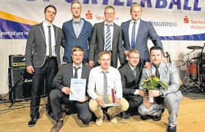 Sportlerball 2015 in Zwenkau